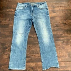 American Eagle men's extreme flex jeans